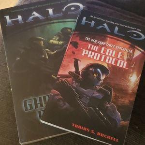 Halo Books 📚